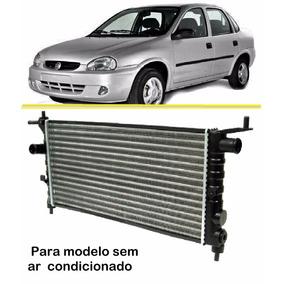 Radiador Corsa Classic Sedan Sem Ar 2000 01 02 03 04 A 2009