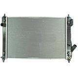 Radiador Chevrolet Aveo Lxt 2009 A 2010 95227749 (96817887)