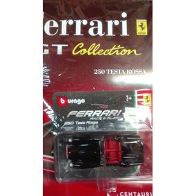 Ferrari 250 Testa Rosa Burago, Clarin