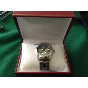 Hermoso Reloj Eddie Bauer Con Estuche Acepto Cambios!!