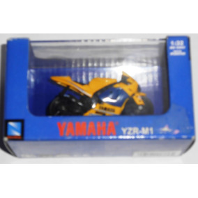 Yamaha Yzr - M1 1:32 Die- Cast With Plastic New Ray
