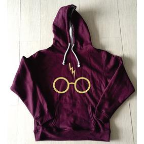 Sudadera Harry Potter Lentes Varios Colores