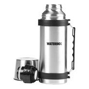 Termo Acero Inoxidable 1 Litro Waterdog 1000cc Original