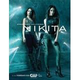 Dvd Serie Nikita Completa Dublada (1ªa4ª)temps Frete Gratis