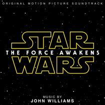 John Williams - Star Wars The Force Awakens (cd)