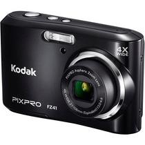 Camara Kodak Pixpro Fz41 Negra 16mpx