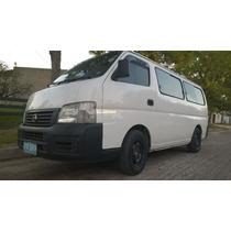 Micros Buses Nissan Urvan 15 Pas 2006