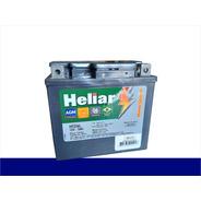 Bateria Moto Heliar Htz6 Honda Cg150/ 160 Titan Todas