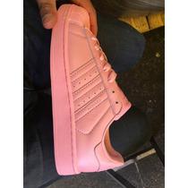 Tenis Adidas Super Color Rosas