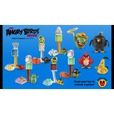 Figuras De Angry Birds De Mcdonalds Nuevas