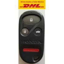 Control Honda S2000 2000-2009 Meses Sin Intereses