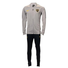 Conjunto Nike Boca De Niños Modelo Squad 2018