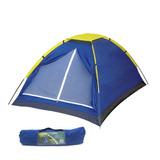 Barraca Camping Tenda 4 Pessoas Acampamento Praia Tssaper