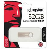 Pendrive Kingston 32gb Usb Para Pc Notebook Netbook Laptop
