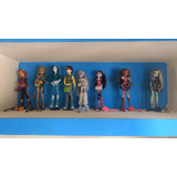 Monster High Coleccion Toralei Draculaura Frankie Clawdeen