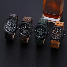 Reloj Hombre 100% Militar Sport Navy Seal 4 Colores Mayoreo