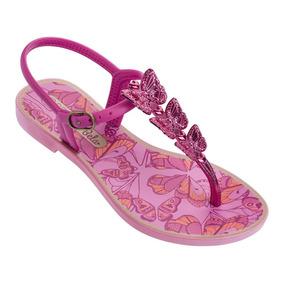 Sandália Infantil Grendha Bela Pink
