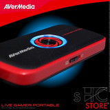 Capturadora Avermedia Live Gamer Portable (hdmi)