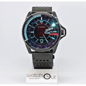 Watchout | Reloj Diesel Dz1720 Rollcage Black