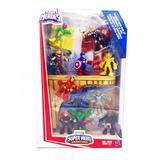 Playskool Heroes Avengers Vingadores Kit 10 Heróis Hasbro