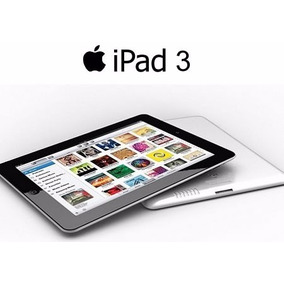 Apple Ipad 3 3g 16gb A1430 Semi Novo