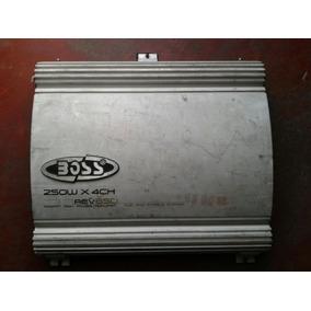 Potencia Boss 250w X4ch Rev 650