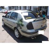 Spoiler Original Para Renault Symbol Aplica Año 2002 A 2008
