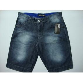 Bermuda Jeans Monster Carmim Zaferano Tamanhos