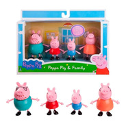 Familia Peppa Pig - Artículados - Original