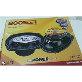 Parlantes Booster 6x9 ( 6 Vias ) 3000w El Juego