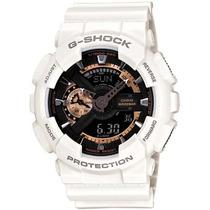 Relógio Casio G-shock Ga-110rg-7a Wr200 H.mundial 5 Alarmes