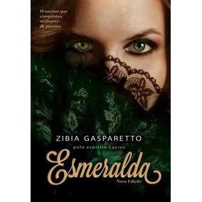 Livro - Esmeralda - De Zibia Gaspareto