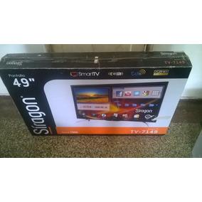 Televisor Smart Tv Siragon 49 Pulgadas