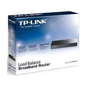 Router Roteador Load Balance Tp-link Tl-r470t+