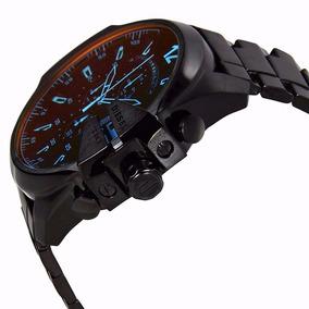 c84c5c88002 Relógio Masculino Versus Versace Sgc04. São Paulo · Relogio Up0987 Diesel  Dz4318 Vidro Bi-color Preto Oficial