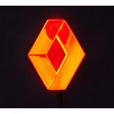 Emblema Renault Iluminado