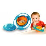 Plato Antiderrame Ideal Para Niño Bebé Gira En 360 °