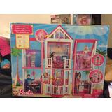 California House Mansión Barbie