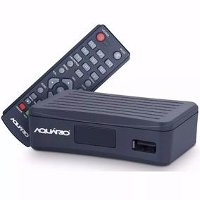 Conversor E Gravador Digital Aquário Dtv-4000 Mini Full Hd