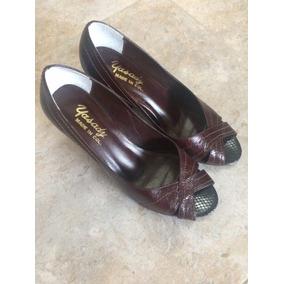 Zapatos Para Dama De Cuero Colombiano