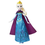 Muñeca De Elsa Original Hasbro Revelacion Real