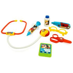 Conjunto De Acessórios - Kit Médico Com Luzes - Disney - M