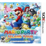 Mario Party 3ds Nuevo Game Sport Chile