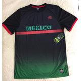 Playera Selección De México Umbro Talla L