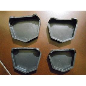 Moldes Dentales Base 4 Piezas