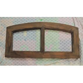 Ventana pano fijo de madera aberturas ventanas de madera for Ventanas de madera mercadolibre argentina