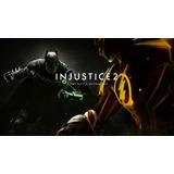 Juego Injustice 2 Para Ps4 Ultimate Edition Game25