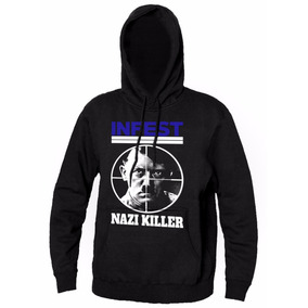 Infest - Nazi Killer Sudadera Spazz Charles Bronson Dropdead