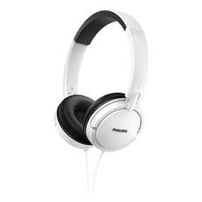 Auriculares 3.5 Mm Philips Shl5000wt/00 Blanco