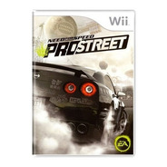Need For Speed Pro Street  Original Americano Para Wii